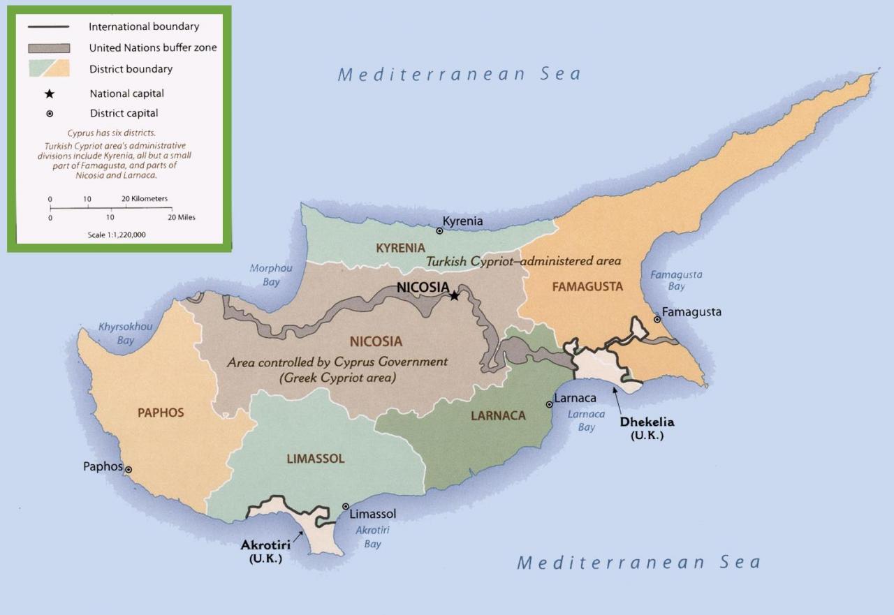 Почему переезжают на Северный Кипр